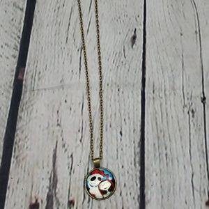 unbranded Jewelry - NIGHTMARE BEFORE CHRISTMAS PENDANT NECKLACE
